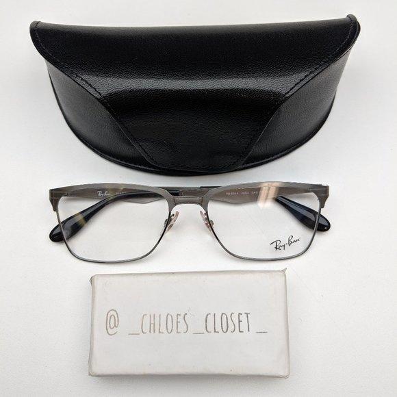 🕶️ Ray-Ban RB6344 Unisex Eyeglasses/TJ253🕶️